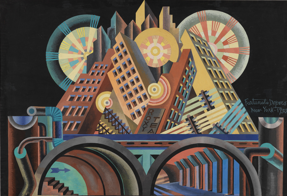 Italian Futurism' Is Coming to the Guggenheim - The New York Times ...