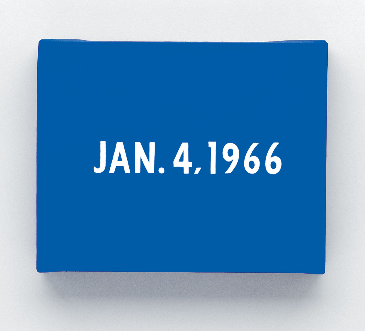 Featured image of article: On Kawara Image of the Day: May 3