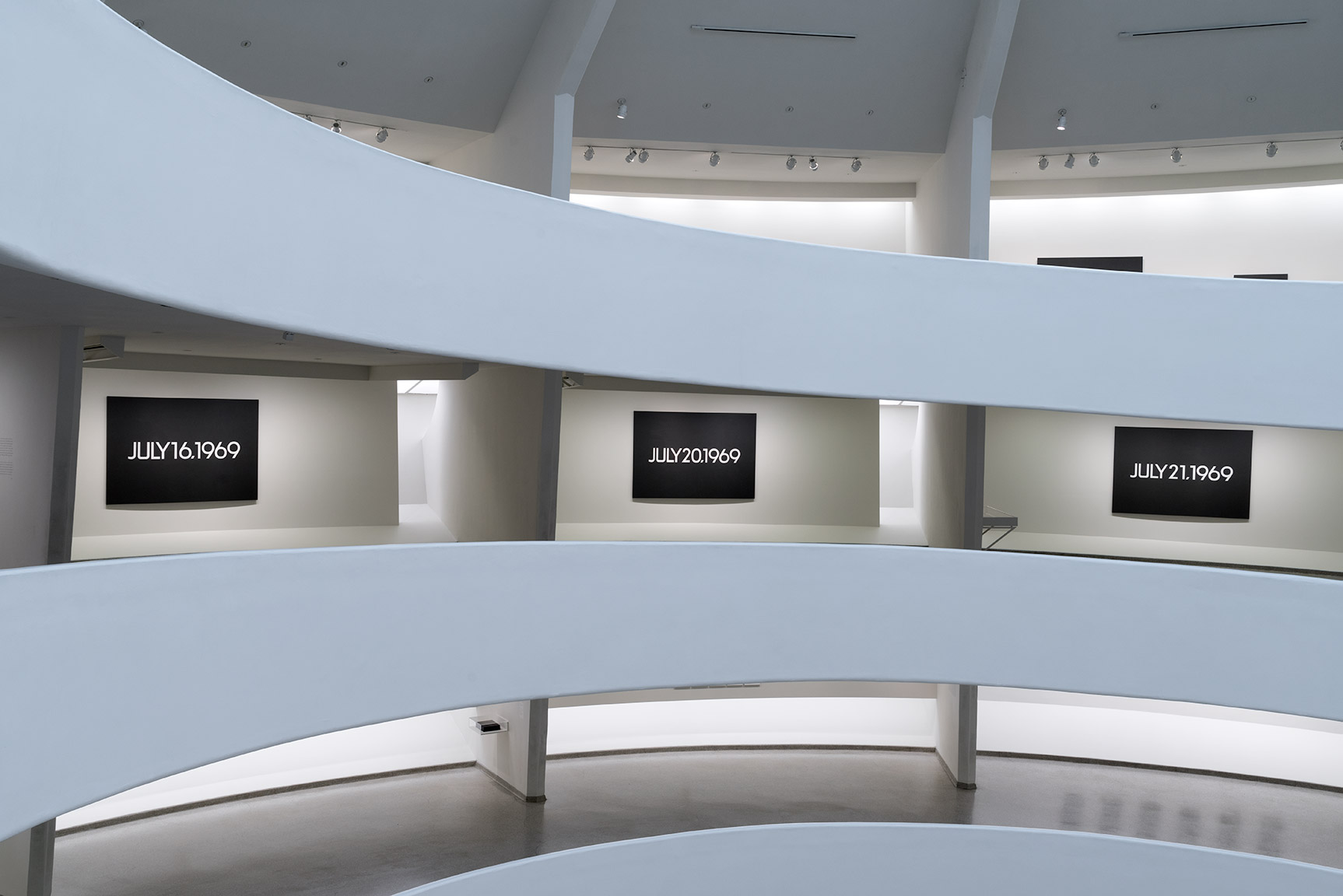 Featured image of article: On Kawara Image of the Day: February 24